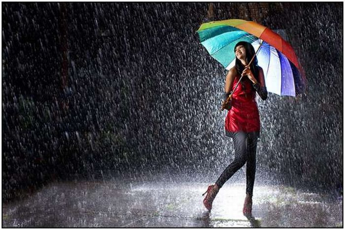осень дождик зонтик (550x267, 262Kb)