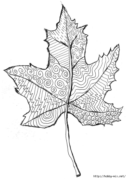 Pattern+leaf (498x700, 174Kb)