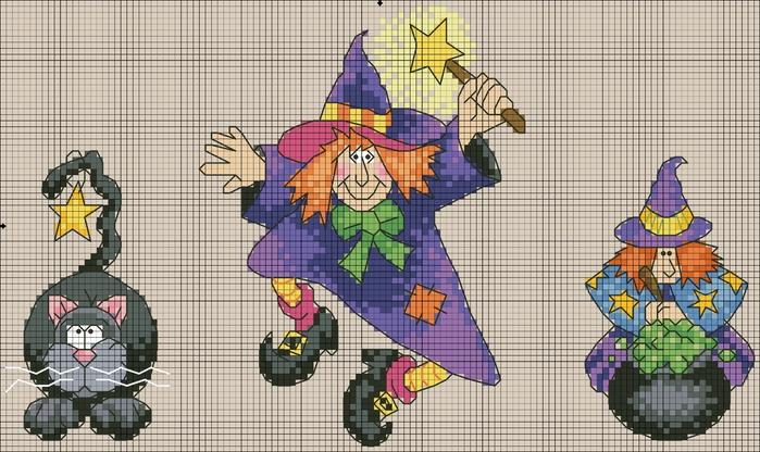 Dimensions 00328 - Trick or Treat-6 (700x416, 268Kb)