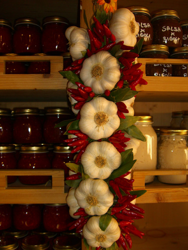 Кухонный декор: плетем косы из лука. Обсуждение на LiveInter…