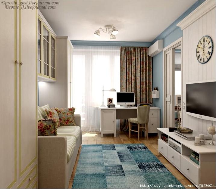 Хрущевка 1 комнатная фото дизайн