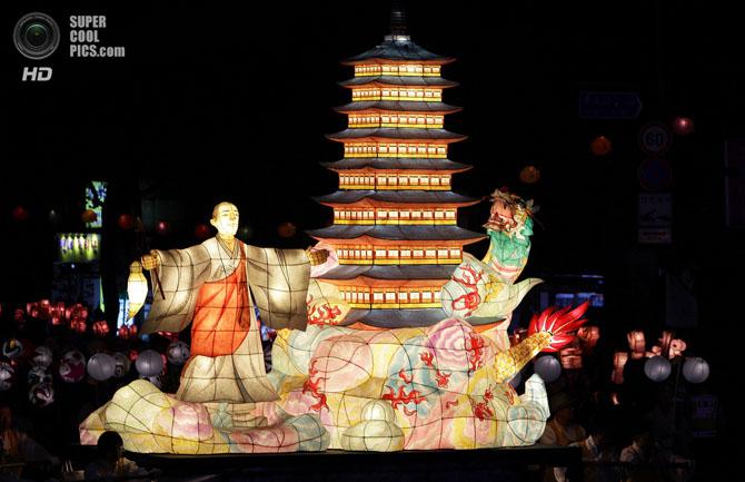 фестиваль фонарей сеул фото 1 (670x433, 212Kb)