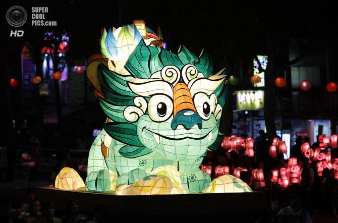 фестиваль фонарей сеул фото 3 (670x442, 234Kb)