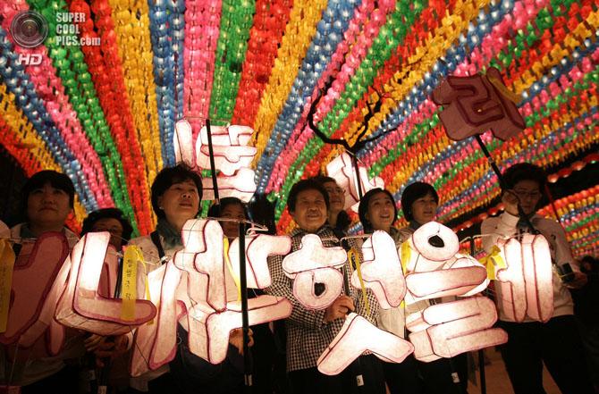 фестиваль фонарей сеул фото 11 (670x441, 384Kb)
