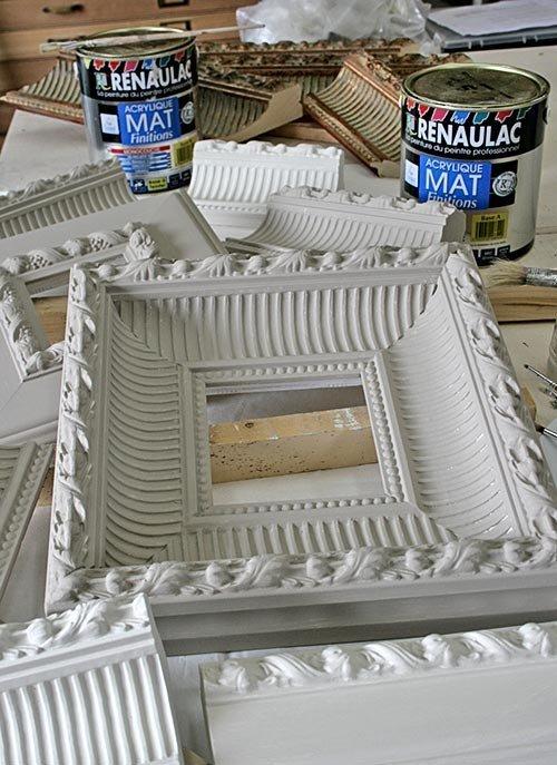 Los marcos de las molduras del techo de yeso (2) (500x687, 265Kb)