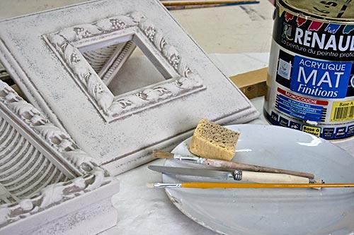 Los marcos de las molduras del techo de yeso (6) (500x333, 153Kb)