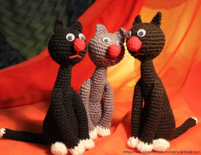 Коты -1-1 (700x542, 196Kb)