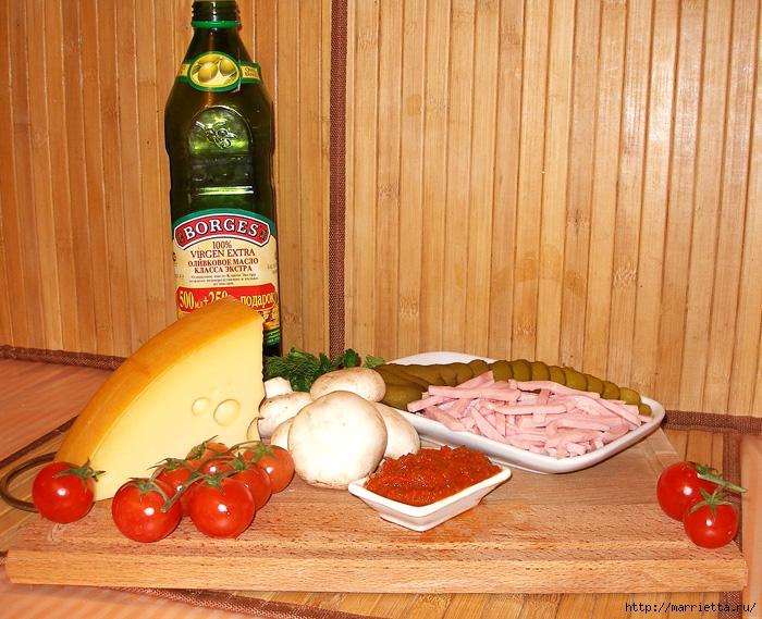 Milan pizza  Заказать пиццу в Москве