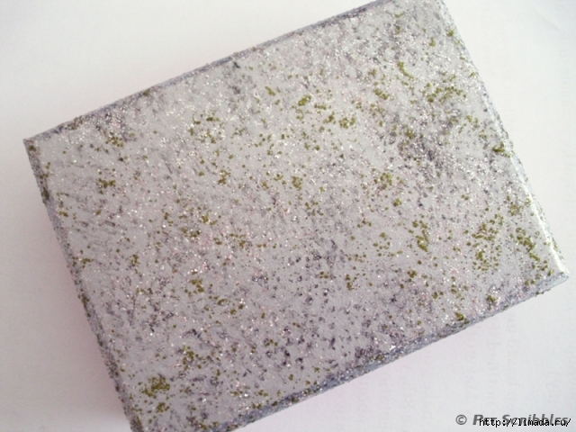 Olive-green-glitter-glue-added (640x480, 237Kb)