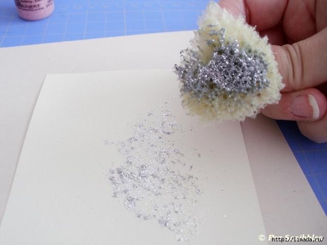 Sponging-glitter-glue (640x480, 179Kb)