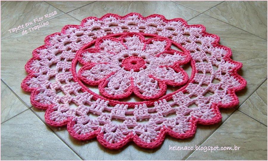 粉红色的花圆垫 - maomao - 我随心动