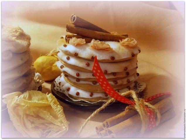 Тортик - рукодельная вкуснятина! | Ярмарка Мастеров - ручная работа, handmade/1399404026_tortik (635x479, 35Kb)