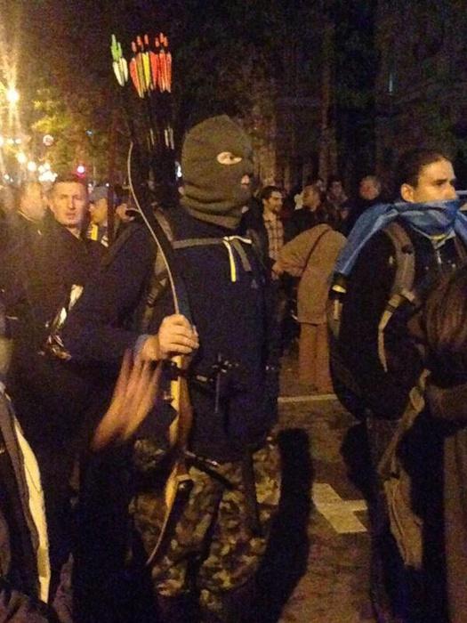 В Борисполе задержали вооруженную группу - Цензор.НЕТ 4451