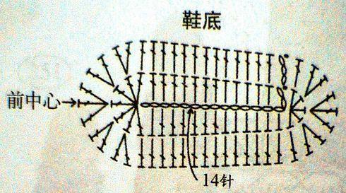 Пинетки крючком (3) (490x273, 187Kb)