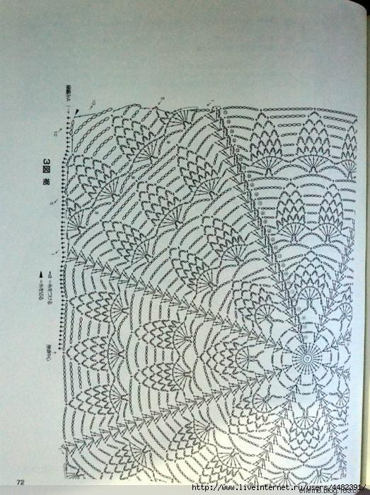 ананас в центре (523x700, 387Kb)