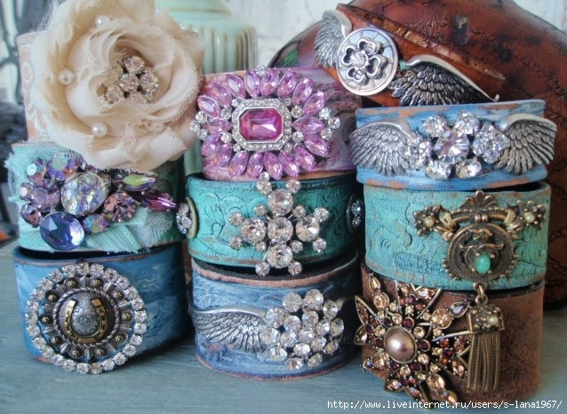 Камни для браслетов своими руками