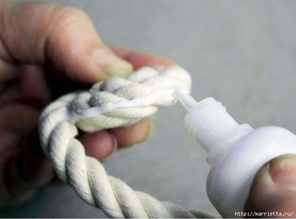 Esterillas estilo de cuerda.  Clases magistrales (8) (608x451, 98Kb)