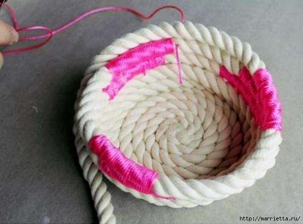 Esterillas estilo de cuerda.  Clases magistrales (12) (601x445, 133Kb)