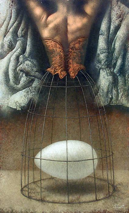 Картины Станислава Сугинтаса (Stanislav Sugintas)