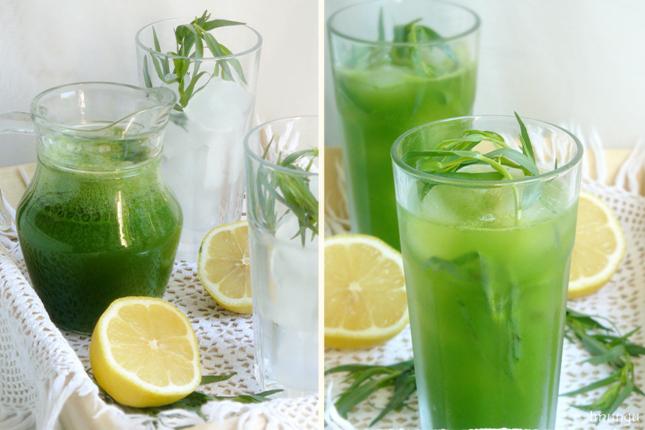 2. Лимонад из зеленого чая (645x430, 325Kb)