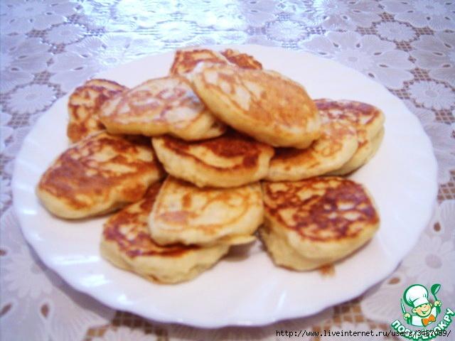 Пышки по русски рецепты