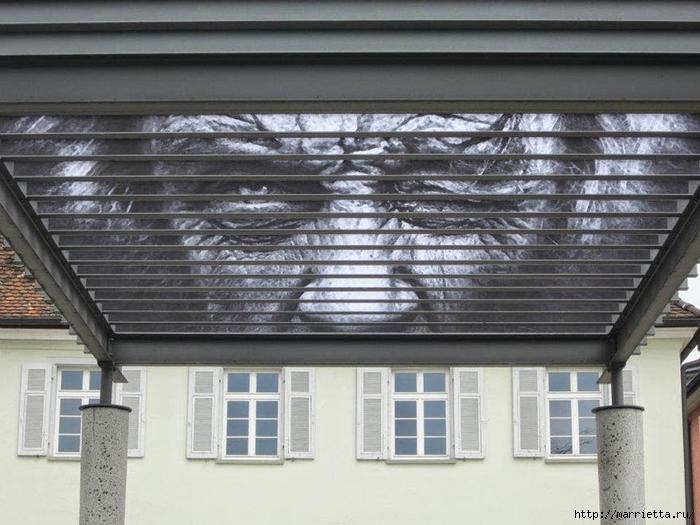 Граффити и Street Art. Самые красивые лестницы и ограды (30) (700x525, 251Kb)