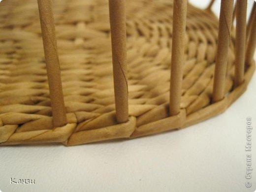 Газетные плетенки с вышивкой лентами. Мастер-класс (6) (520x390, 113Kb)