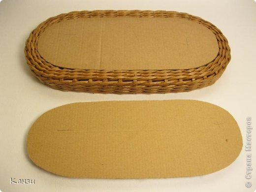 Газетные плетенки с вышивкой лентами. Мастер-класс (21) (520x390, 105Kb)