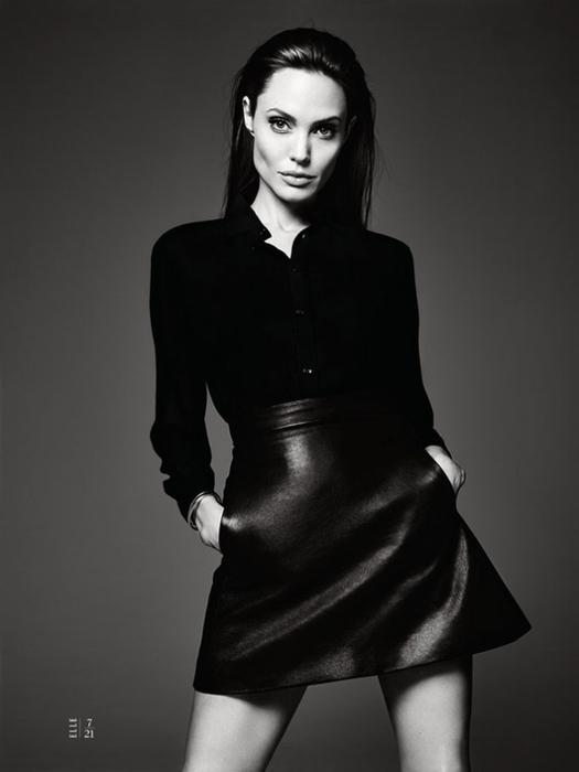 Анджелина Джоли фото 9 (525x700, 110Kb)