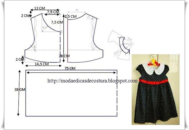 Платье на девочку 10 лет сшить своими руками 16