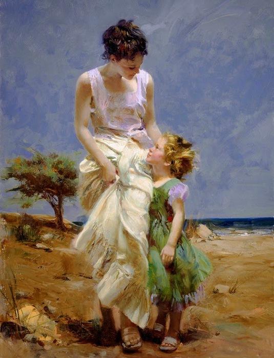 мать и дитя (600x700, 119Kb)