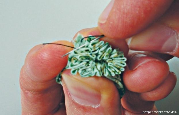 цветочки йо-йо для шторки (6) (622x399, 119Kb)