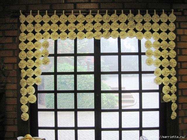 цветочки йо-йо для шторки (22) (640x480, 209Kb)