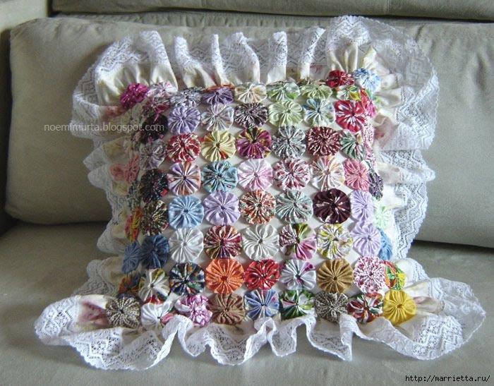 цветочки йо-йо для шторки (40) (700x547, 279Kb)