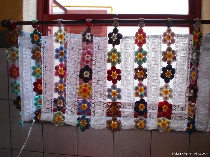 цветочки йо-йо для шторки (50) (700x525, 349Kb)