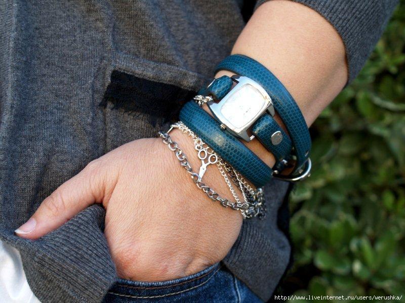 Как сделать наручные часы своими руками в домашних условиях