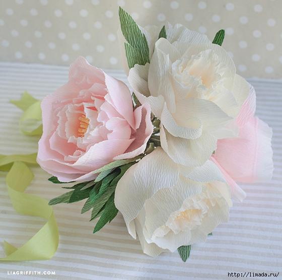 DIY_Paper_Peony_Bouquet (560x556, 212Kb)