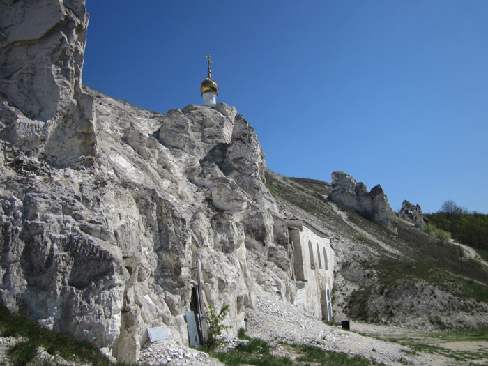 Пещеры Белогорья Малые Дивы2 (700x525, 313Kb)