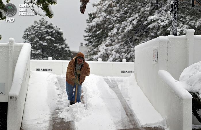 весенний снегопад фото 2 (700x453, 356Kb)