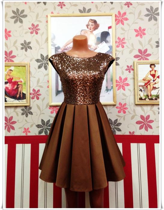Мастер класс по пошиву красивого платья