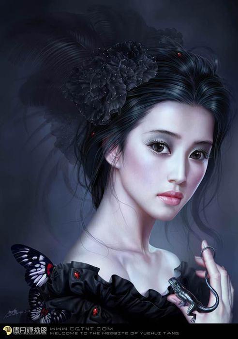 yuehui-tang-illustration-23 (492x700, 39Kb)