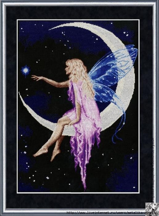 Фея Луны (516x700, 248Kb)
