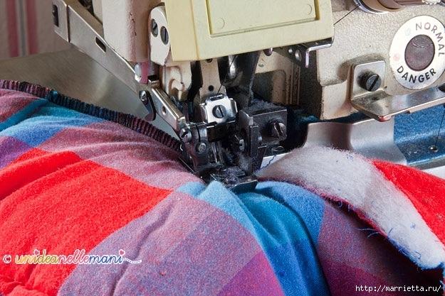 как сшить одеяло для двуспальной кровати (3) (625x417, 215Kb)