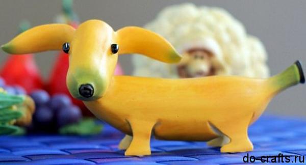 Как-сделать-собаку-из-банана-главная (600x324, 124Kb)