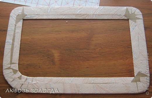 Плетение из газет. Мастер-класс на крышку с цветным узором из трубочек (5) (520x334, 165Kb)