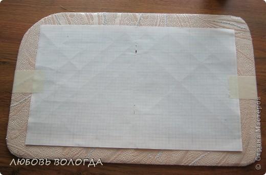 Плетение из газет. Мастер-класс на крышку с цветным узором из трубочек (7) (520x342, 120Kb)