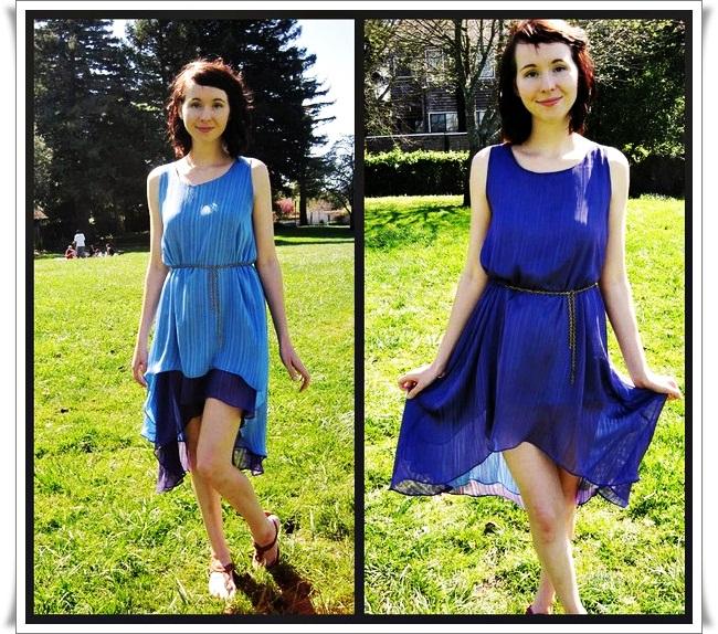 Летние платье сшить самому