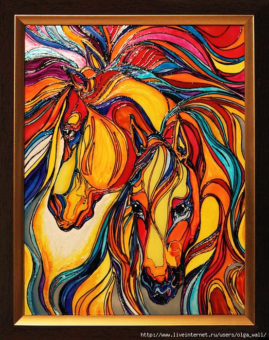 Красные кони-1