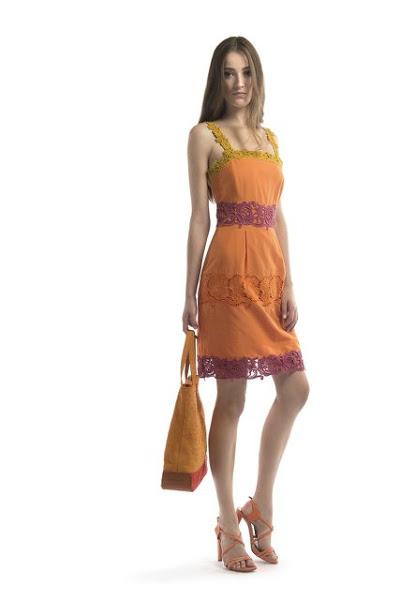 Кружево для удлинения платья