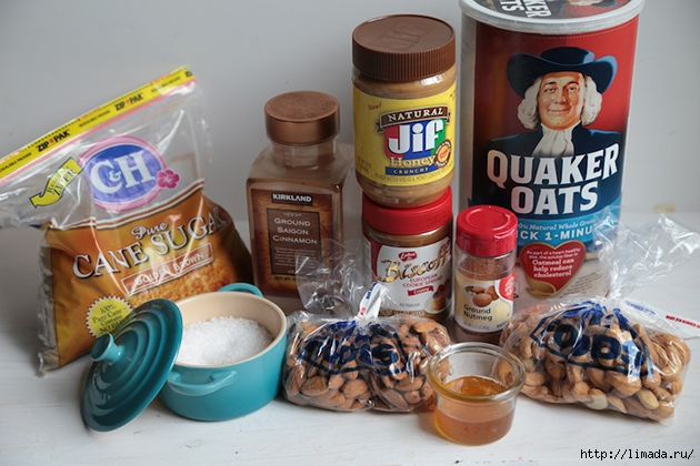 Tasty-Kitchen-Blog-Cookie-Butter-Granola-01 (630x420, 218Kb)